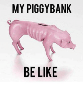 piggy bank meme