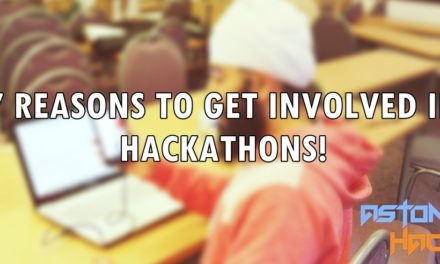 7 Reasons to get involved with Hackathons!