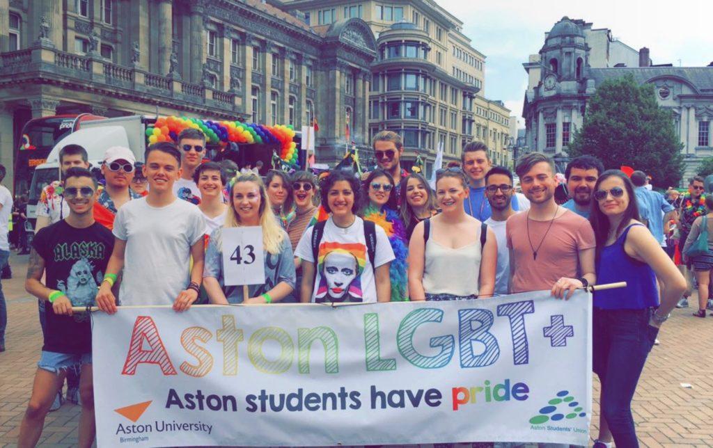 Birmingham Pride 2017