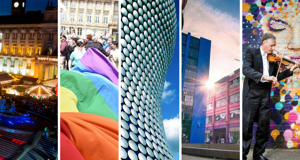 5 Annual Events you need to check out in Birmingham