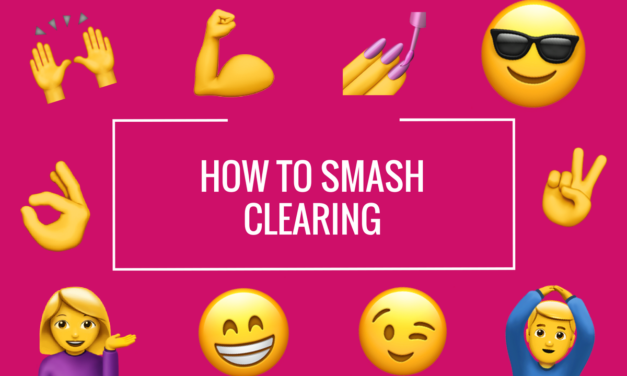 How to smash Clearing