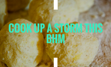 Cook up a storm this BHM!