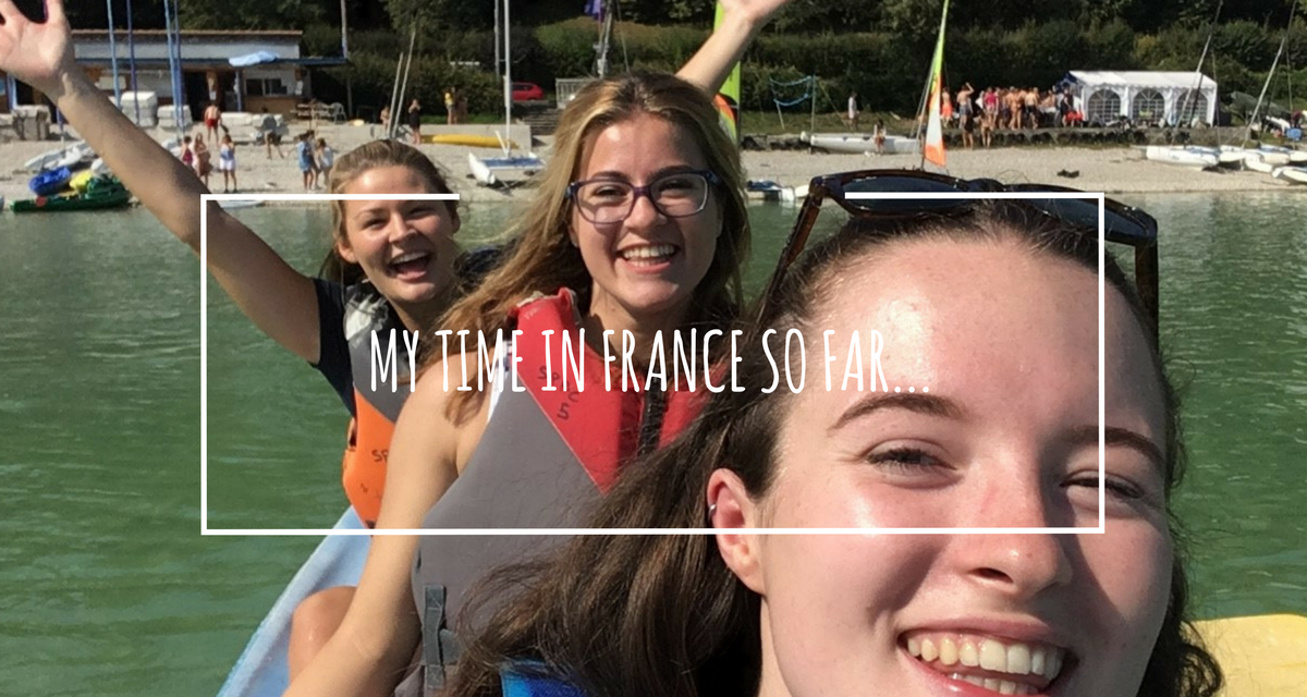 Going abroad is a once in a lifetime opportunity | Guest blog by Hannah Hine