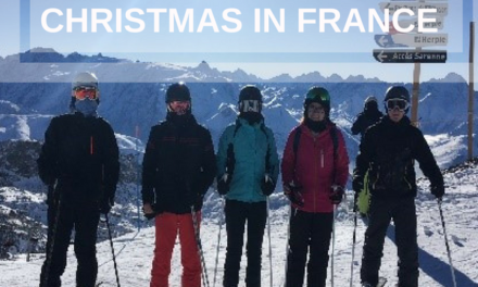 CHRISTMAS AT GRENOBLE ECOLE DE MANAGEMENT | A GUEST BLOG BY HANNAH HINE