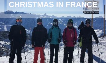 CHRISTMAS AT GRENOBLE ECOLE DE MANAGEMENT   A GUEST BLOG BY HANNAH HINE