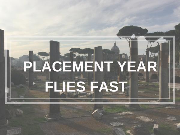 SIX MONTHS INTO PLACEMENT | A GUEST BLOG BY MARIJA LIUZINAITE