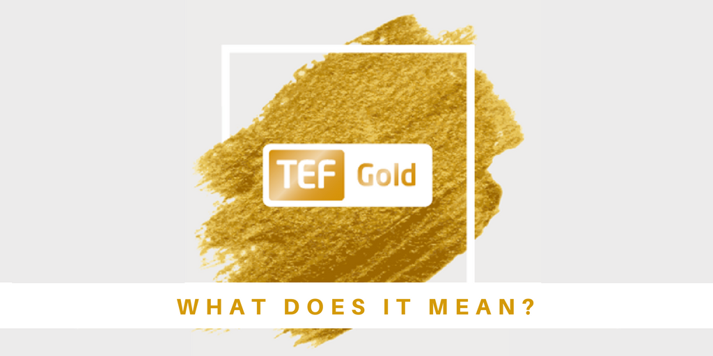 TEF – what does it mean?