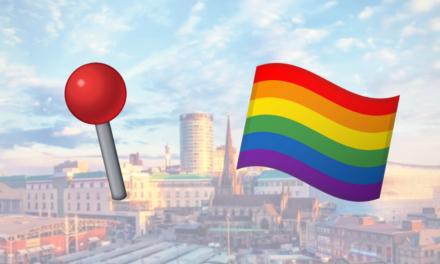 Why is Birmingham a Great LGBT+ City?