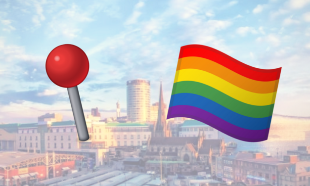 Why is Birmingham a Great LGBT+ City?